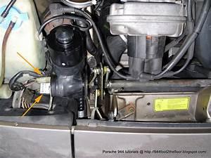 944 Foot To The Floor  How To Troubleshoot Porsche 944