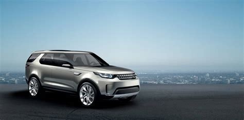 Land Rober by Land Rover Cars News Discovery Vision Concept Hints New