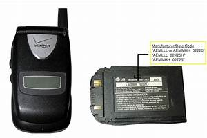 Cpsc  Verizon Wireless Announce Recall Of Counterfeit Cell