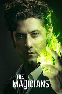The Magicians (TV Series 2015- ) - Posters — The Movie ...