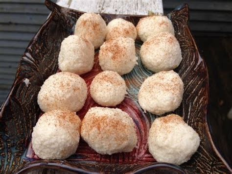 dessert recipes using ricotta cheese easy dessert recipe ricotta cheese and coconut snowballs recipe