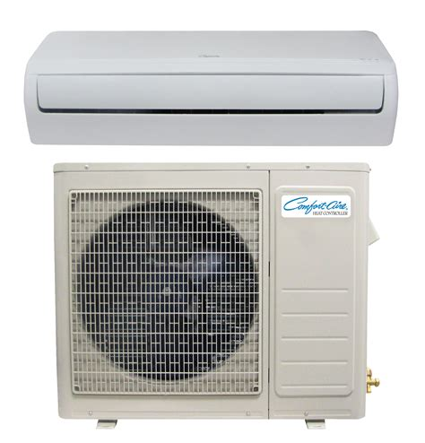 Comfortaire Dvh12sd 12,000 Btu Ductless Mini Split Heat