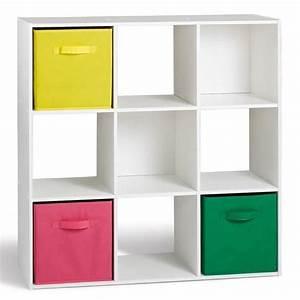 COMPO Lot De 2 Cubes 9 Cases Blanc Achat Vente Petit