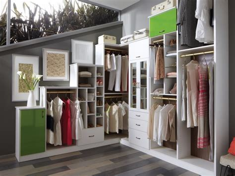 get contemporary style from california closets