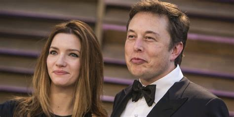 whats happened  elon musks  wife justine musk