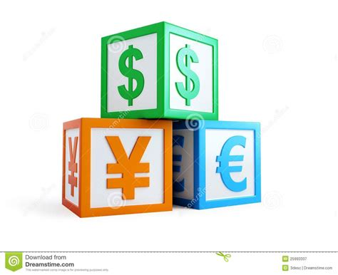 Alphabet Cube Finance Sign Royalty-Free Stock Photography ...