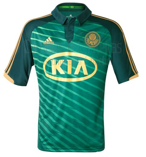 Palmeiras - Adidas third 12/13 - Camisas e Chuteiras