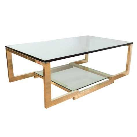 coffee tables glass coffee tables rectangular brass and glass coffee table coffee tables