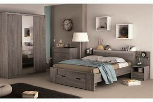 stunning chambre a coucher complete adulte conforama with With conforama chambre fille complete