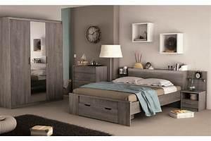 chambre a coucher complete adulte conforama chambre With chambre adulte complete conforama