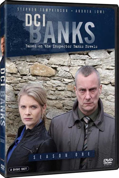 BBC DVD Contest | SEAT42F | Dci banks, Dvd, Andrea lowe