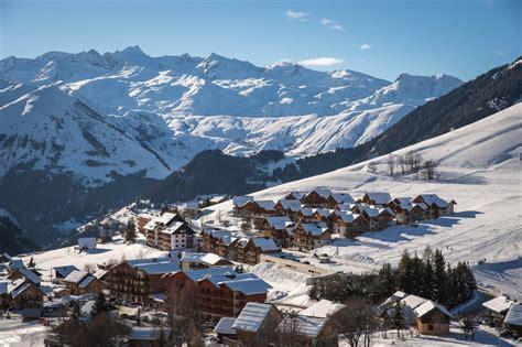 albiez montrond pistes ski albiez montrond en direct