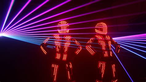 Robot Light by Luminance Led Robots Instinct
