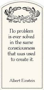 Problem Solving Einstein Quotes  Quotesgram