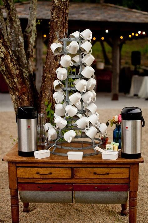 amazing drink stations  outdoor wedding ideas page