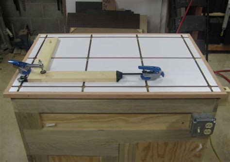 project making   track table top   budget