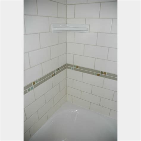 4x8 White Beveled Subway Tile by Alf Img Showing Gt 3x3 Beveled Subway Tile