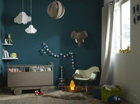 chambre garcon vert chambre bebe avec mur bleu canard chambre garcon