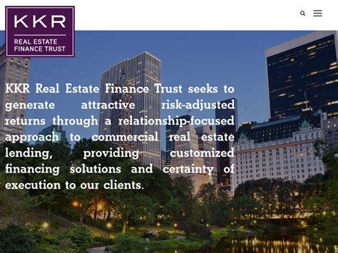 kkr trust finance estate advisors llc credit inc