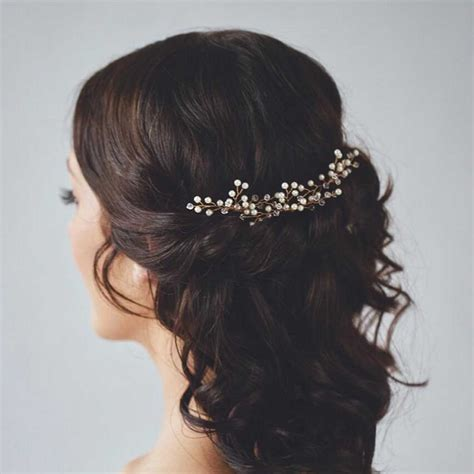 Unicra Wedding Hair Combs Hair Accessories