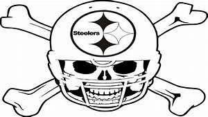 33 Pittsburgh Steelers Coloring Pages Free Steelers