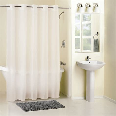 kohls hookless shower curtains bath supplies store - Kohls Bathroom Shower Curtains