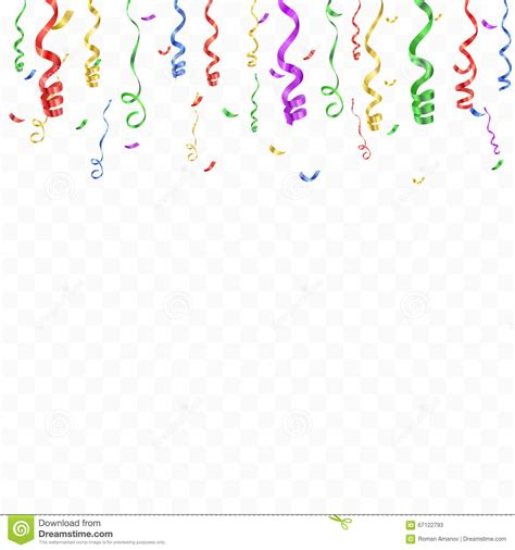 celebration of template free celebration background template with confetti and colorful ribbons vector stock illustration