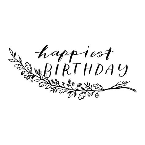 The adobe spark birthday card maker has countless card designs to help you spread the birthday wishes from a distance and send virtual hugs. 10 best Calligraphy cards images on Pinterest   Typography, Bday cards and Birthday cards