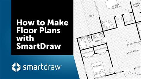 floor plans  smartdraws floor plan