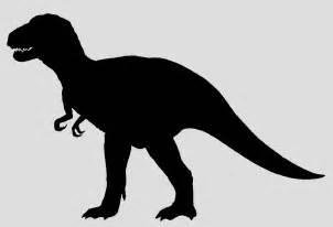 Dinosaur Stencil Tyrannosaurus Rex