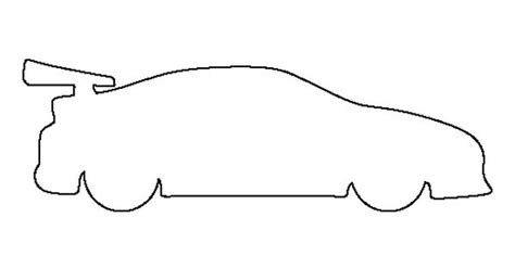 Blank Race Car Templates The Gallery For Gt Blank Race Car Template