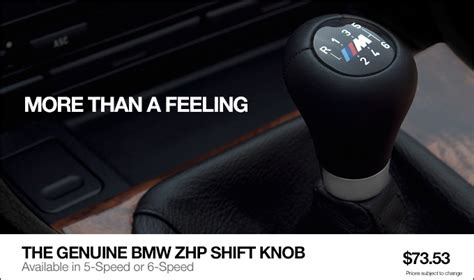 Bmw Zhp Shift Knob|it Feels So Good In Your Hand