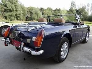 Mg A Vendre : mg midget blue 1275 1974 vendue ch 388g ~ Maxctalentgroup.com Avis de Voitures