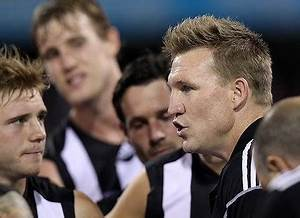 Nathan Buckley: The professional