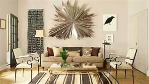 Decoration Salon Contemporain : quelle couleur pour un salon contemporain ~ Teatrodelosmanantiales.com Idées de Décoration