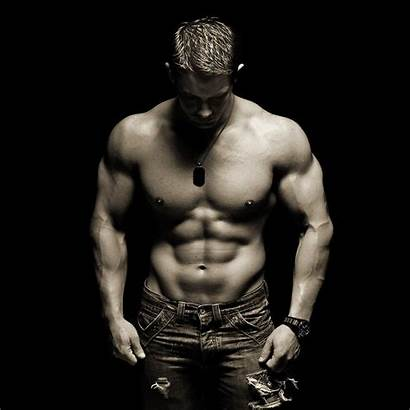 Abs Ripped Handsome Iphone Wallpapers Male Guy