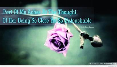 Sad Wallpapers Quotes Very Mobile Lonely Pc