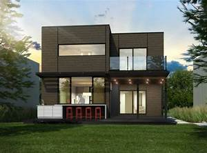 92 best images about canal vie on pinterest hickory With charming plans de maison en l 5 maisons usinees lofts modulaires et bien plus encore