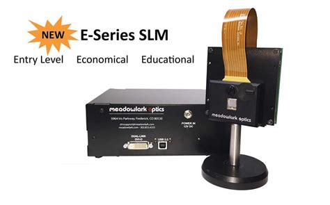 spatial light modulator e series spatial light modulator