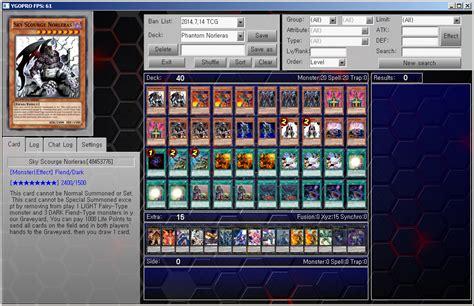 tcg deck list 2014 yu gi oh ygopro tcg deck soul phantom norleras by