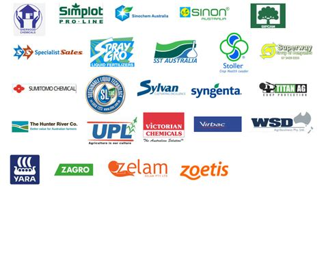 Manufacturers Logos - Drummuster