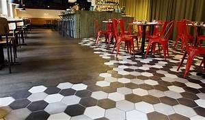 Carrelage Imitation Tomette Hexagonale : carrelage hexagonal parquet ~ Zukunftsfamilie.com Idées de Décoration