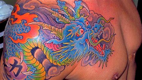chinese dragon tattoos  men tattoo world youtube