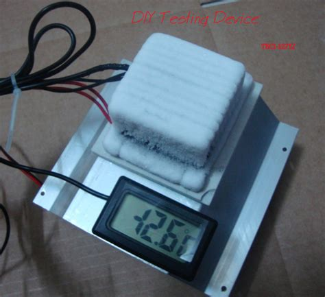 thermoelectric peltier tec1 12706 cooler 12 volt peltier device home design idea
