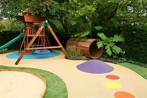 Best 35+ Kids Home Playground Ideas - AllstateLogHomes.com
