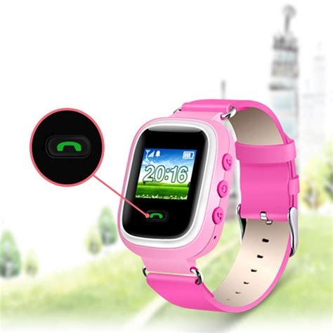 anti for android phones practical children kid anti lost smart gps tracker
