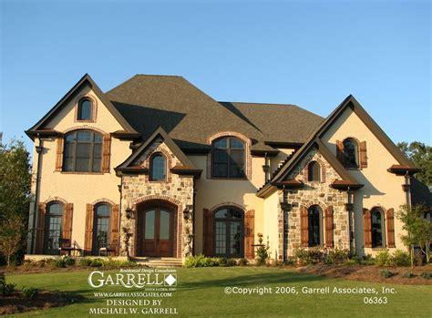 Garrell Associates Inc Londonberry Cottage House Plan