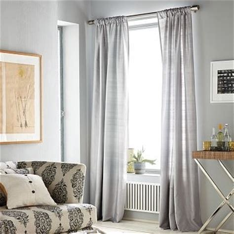 curtains grey panels on grey wall dreamy home decor