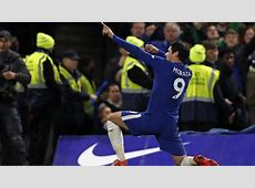 Morata strikes as Chelsea derail United title bid — Sport