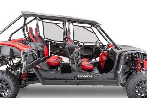 hondas  talon  seat turbo options utv action